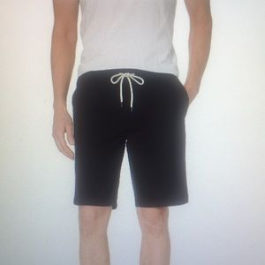 Men's Pull on Stretch Canvas Shorts